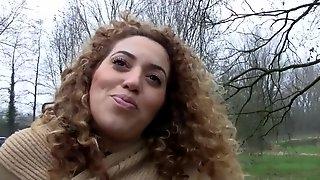 Davina North African Arab Babe - female