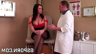 Doctor please cum in my pussy